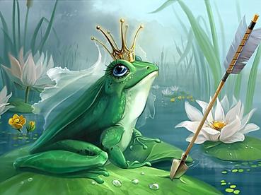 эпизоды из сказки царевна лягушка картинки