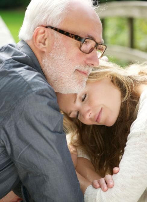Отец И Дочь Исцент